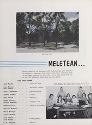 Page 10, 1955 Edition, University of Wisconsin River Falls - Meletean Yearbook (River Falls, WI) online yearbook collection