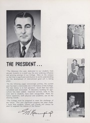 Page 14, 1955 Edition, University of Wisconsin River Falls - Meletean Yearbook (River Falls, WI) online yearbook collection