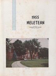 Page 5, 1955 Edition, University of Wisconsin River Falls - Meletean Yearbook (River Falls, WI) online yearbook collection