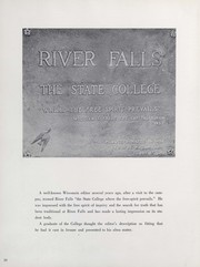 Page 14, 1963 Edition, University of Wisconsin River Falls - Meletean Yearbook (River Falls, WI) online yearbook collection