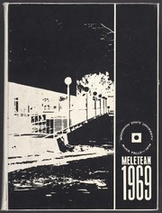 Page 1, 1969 Edition, University of Wisconsin River Falls - Meletean Yearbook (River Falls, WI) online yearbook collection