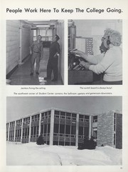 Page 15, 1969 Edition, University of Wisconsin River Falls - Meletean Yearbook (River Falls, WI) online yearbook collection