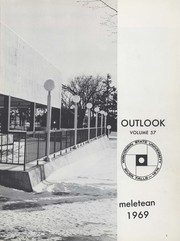 Page 5, 1969 Edition, University of Wisconsin River Falls - Meletean Yearbook (River Falls, WI) online yearbook collection