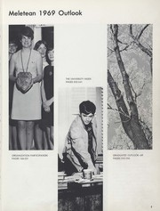 Page 7, 1969 Edition, University of Wisconsin River Falls - Meletean Yearbook (River Falls, WI) online yearbook collection