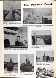 Arneb (AKA 56) - Naval Cruise Book online yearbook collection, 1957 Edition, Page 14