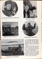 Page 37, 1957 Edition, Arneb (AKA 56) - Naval Cruise Book online yearbook collection