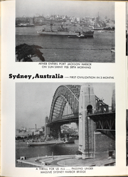 Page 45, 1957 Edition, Arneb (AKA 56) - Naval Cruise Book online yearbook collection