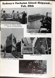 Page 46, 1957 Edition, Arneb (AKA 56) - Naval Cruise Book online yearbook collection