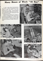Page 56, 1957 Edition, Arneb (AKA 56) - Naval Cruise Book online yearbook collection