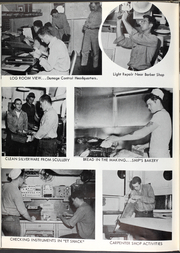 Page 58, 1957 Edition, Arneb (AKA 56) - Naval Cruise Book online yearbook collection