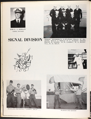 Arneb (AKA 56) - Naval Cruise Book online yearbook collection, 1963 Edition, Page 18
