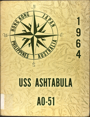 Page 1, 1964 Edition, Ashtabula (AO 51) - Naval Cruise Book online yearbook collection