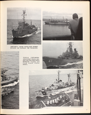 Page 11, 1969 Edition, Ashtabula (AO 51) - Naval Cruise Book online yearbook collection