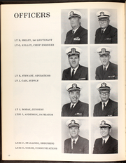 Page 16, 1969 Edition, Ashtabula (AO 51) - Naval Cruise Book online yearbook collection