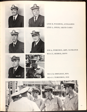 Page 17, 1969 Edition, Ashtabula (AO 51) - Naval Cruise Book online yearbook collection