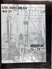 Page 5, 1974 Edition, Ashtabula (AO 51) - Naval Cruise Book online yearbook collection