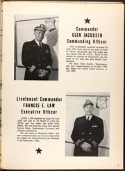 Page 7, 1955 Edition, Atka (AGB 3) - Naval Cruise Book online yearbook collection