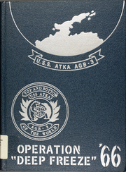 1966 Edition, Atka (AGB 3) - Naval Cruise Book