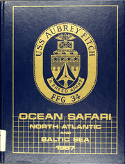 Page 1, 1987 Edition, Aubrey Fitch (FFG 34) - Naval Cruise Book online yearbook collection