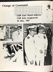 Page 10, 1987 Edition, Aubrey Fitch (FFG 34) - Naval Cruise Book online yearbook collection