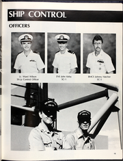 Page 15, 1987 Edition, Aubrey Fitch (FFG 34) - Naval Cruise Book online yearbook collection