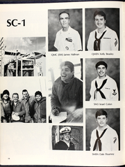 Page 16, 1987 Edition, Aubrey Fitch (FFG 34) - Naval Cruise Book online yearbook collection