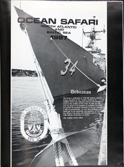 Page 3, 1987 Edition, Aubrey Fitch (FFG 34) - Naval Cruise Book online yearbook collection