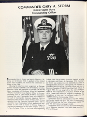 Page 8, 1987 Edition, Aubrey Fitch (FFG 34) - Naval Cruise Book online yearbook collection