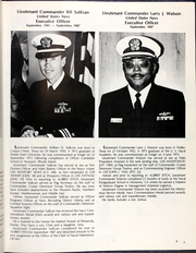 Page 9, 1987 Edition, Aubrey Fitch (FFG 34) - Naval Cruise Book online yearbook collection