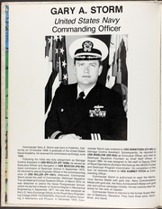 Page 10, 1989 Edition, Aubrey Fitch (FFG 34) - Naval Cruise Book online yearbook collection