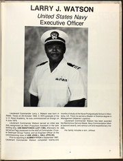 Page 11, 1989 Edition, Aubrey Fitch (FFG 34) - Naval Cruise Book online yearbook collection