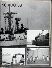 Page 15, 1989 Edition, Aubrey Fitch (FFG 34) - Naval Cruise Book online yearbook collection
