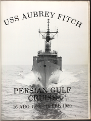 Page 5, 1989 Edition, Aubrey Fitch (FFG 34) - Naval Cruise Book online yearbook collection