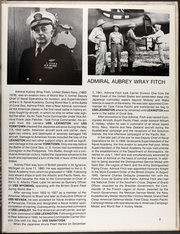 Page 7, 1989 Edition, Aubrey Fitch (FFG 34) - Naval Cruise Book online yearbook collection