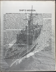 Page 9, 1989 Edition, Aubrey Fitch (FFG 34) - Naval Cruise Book online yearbook collection