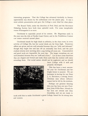 Page 10, 1907 Edition, Occidental College - La Encina Yearbook (Los Angeles, CA) online yearbook collection