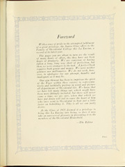 Page 11, 1925 Edition, Occidental College - La Encina Yearbook (Los Angeles, CA) online yearbook collection