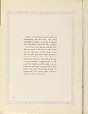 Page 12, 1925 Edition, Occidental College - La Encina Yearbook (Los Angeles, CA) online yearbook collection
