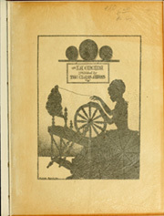 Page 7, 1925 Edition, Occidental College - La Encina Yearbook (Los Angeles, CA) online yearbook collection