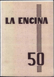 Page 1, 1950 Edition, Occidental College - La Encina Yearbook (Los Angeles, CA) online yearbook collection