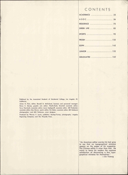 Page 11, 1950 Edition, Occidental College - La Encina Yearbook (Los Angeles, CA) online yearbook collection