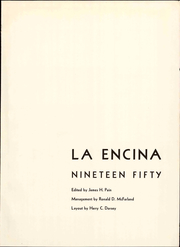 Page 7, 1950 Edition, Occidental College - La Encina Yearbook (Los Angeles, CA) online yearbook collection