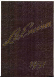 1951 Edition, Occidental College - La Encina Yearbook (Los Angeles, CA)