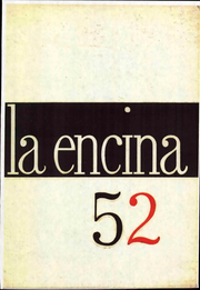 1952 Edition, Occidental College - La Encina Yearbook (Los Angeles, CA)