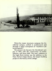 Page 10, 1971 Edition, Occidental College - La Encina Yearbook (Los Angeles, CA) online yearbook collection