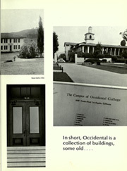Page 11, 1971 Edition, Occidental College - La Encina Yearbook (Los Angeles, CA) online yearbook collection