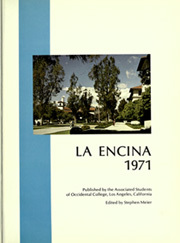 Page 5, 1971 Edition, Occidental College - La Encina Yearbook (Los Angeles, CA) online yearbook collection