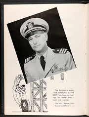 Page 10, 1951 Edition, Bairoko (CVE 115) - Naval Cruise Book online yearbook collection