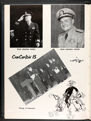 Page 12, 1951 Edition, Bairoko (CVE 115) - Naval Cruise Book online yearbook collection