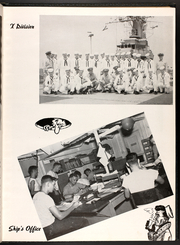 Page 15, 1951 Edition, Bairoko (CVE 115) - Naval Cruise Book online yearbook collection